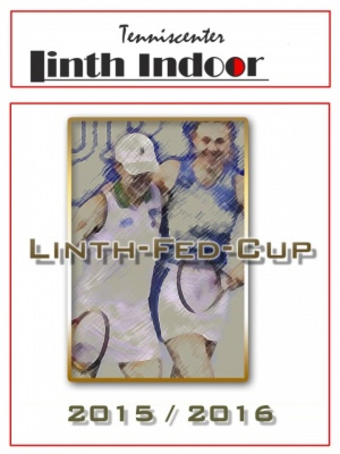 Ausschreibung Linth-Fed-Cup 2015 / 2016